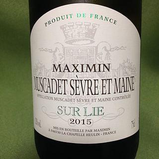 Maximin Muscadet Sèvre et Maine Sur Lie
