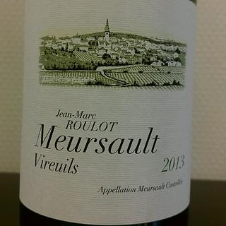 Jean Marc Roulot Meursault Vireuils