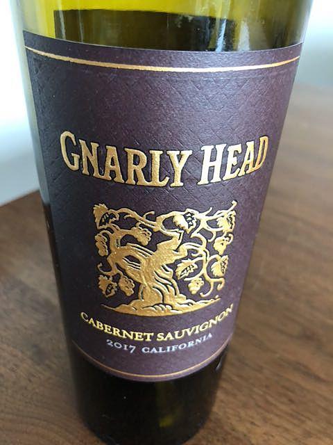 Gnarly Head Cabernet Sauvignon(ナーリー・ヘッド カベルネ・ソーヴィニヨン)