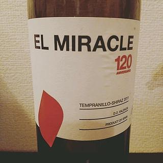 El Miracle 120 Tinto