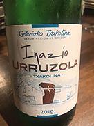 Inazio Urruzola Txakolina
