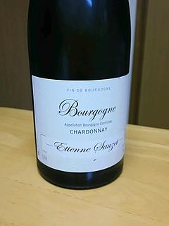 Etienne Sauzet Bourgogne Chardonnay(エティエンヌ・ソゼ ブルゴーニュ シャルドネ)