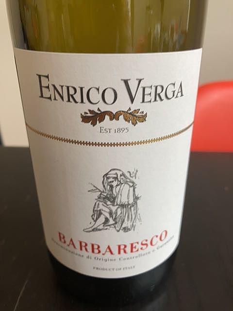 Enrico Verga Barbaresco(エンリコ・ヴェルガ バルバレスコ)