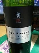 ドン・ロメロ ティント