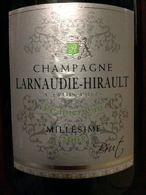 Larnaudie Hirault Millésime(ラルノーディ・イロー ミレジメ)