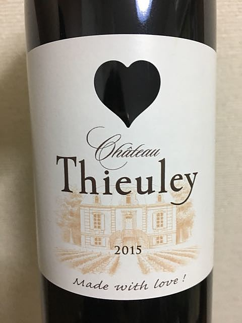 Ch. Thieuley Bordeaux Rouge