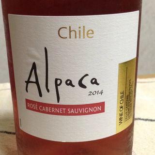 Alpaca Rosé Cabernet Sauvignon