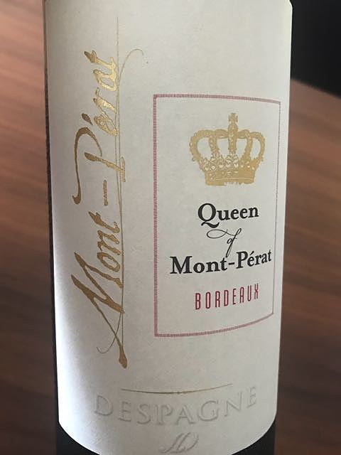 Queen of Mont Pérat Rouge(クイーン・オブ・モン・ペラ ルージュ)