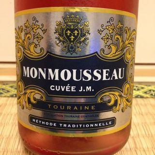 Monmousseau Touraine Cuvée J.M. Rosé Brut