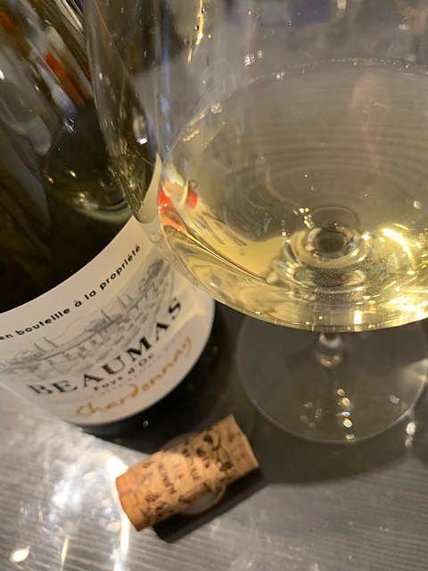 Beaumas Pays d'Oc Chardonnay