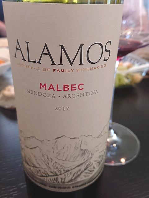Alamos Malbec(アラモス マルベック)