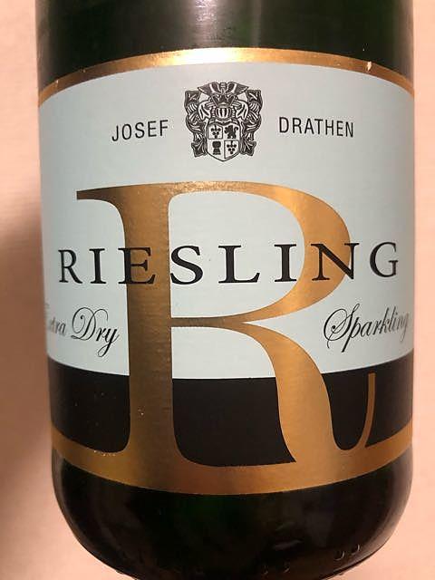 Josef Drathen Riesling Sparkling Extra Dry