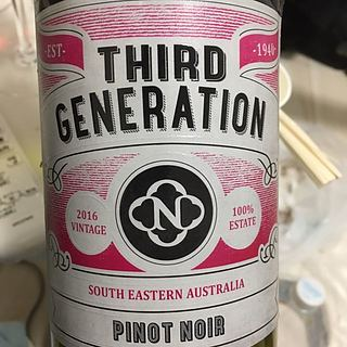 Nugan Estate Third Generation Pinot Noir