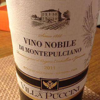 Villa Puccini Vino Nobile di Montepulciano