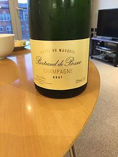 Bertrand de Bessac Cuvée de Marquis Brut