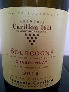 François Carillon Bourgogne Chardonnay