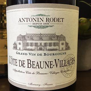 Antonin Rodet Côte de Beaune Villages