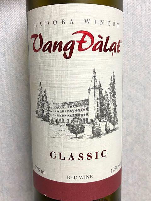 Vang Dalat Classic Red(ヴァン・ダラット クラシック レッド)