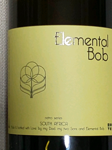 Elemental Bob Retro Series White Blend 2016(エレメンタル・ボブ レトロ・シリーズ ホワイト・ブレンド)