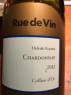 Rue de Vin Chardonnay Colline d'Or