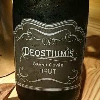 Deostiumis Gran Cuvée Brut(デオスティウミス グラン・キュヴェ ブリュット)