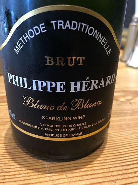 Philippe Hérard Blanc de Blancs Brut(フィリップ・エラルド ブラン・ド・ブラン ブリュット)
