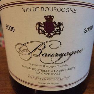 La Cave d'Azé Bourgogne Pinot Noir Vin élevé en fût de chêne