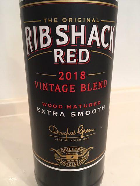 Douglas Green Rib Shack Red(ダグラス・グリーン リブ・シャック・レッド)