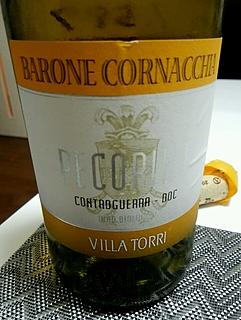 Barone Cornacchia Villa Torri Pecorino
