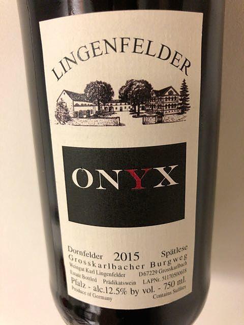 Lingenfelder Onyx