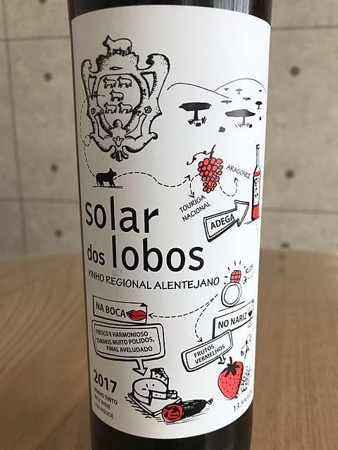 Solar dos Lobos Tinto