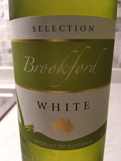 Brookford White(ブロックフォード ホワイト)