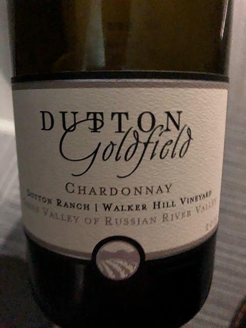 Dutton Goldfield Dutton Ranch Chardonnay Walker Hill Vineyard(ダットン・ゴールドフィールド ダットン・ランチ シャルドネ ウォーカー・ヒル・ヴィンヤード)