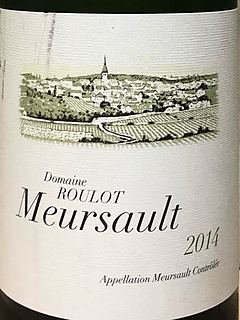 Dom. Roulot Meursault