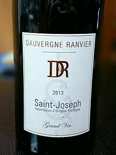 Dauvergne Ranvier Saint Joseph Grand Vin Rouge