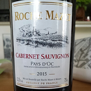 Roche Mazet Cabernet Sauvignon(ロシュ・マゼ カベルネ・ソーヴィニヨン)