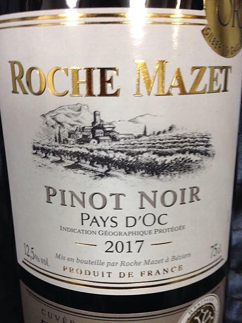Roche Mazet Pinot Noir