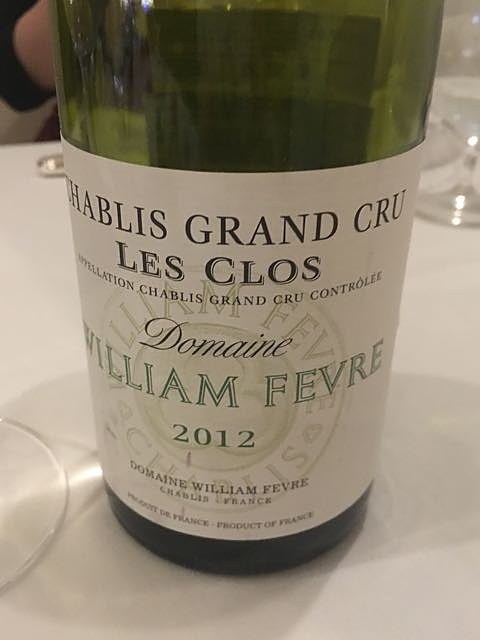 Dom. William Fèvre Chablis Grand Cru Les Preuses