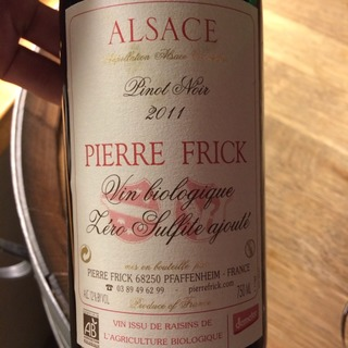 Pierre Frick Pinot Noir