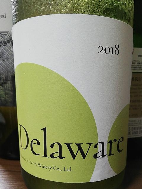 Ch. Sakaori Winery Delaware