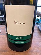 Meroi Zitelle Barchetta