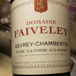 Dom. Faiveley Gevrey Chambertin 1er Cru La Combe Aux Moines