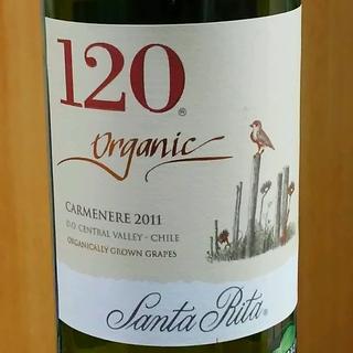 Santa Rita 120 Organic Carménère