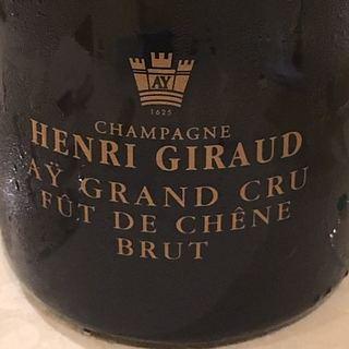 Henri Giraud Aÿ Grand Cru Fût de Chêne Brut MV Rosé