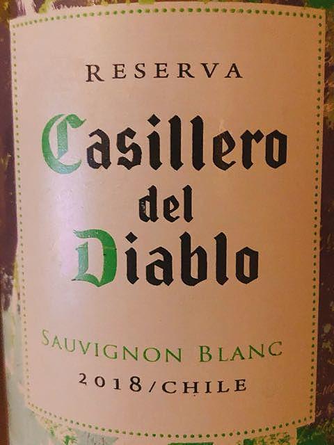 Casillero del Diablo Reserva Especial Sauvignon Blanc