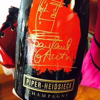 Piper Heidsieck Jean Paul Gaultier Limited Edition