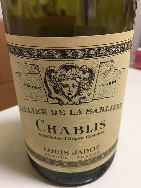 Louis Jadot Chablis(ルイ・ジャド シャブリ)