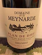 Dom. de la Meynarde Plan de Dieu Côtes du Rhône Villages(2016)