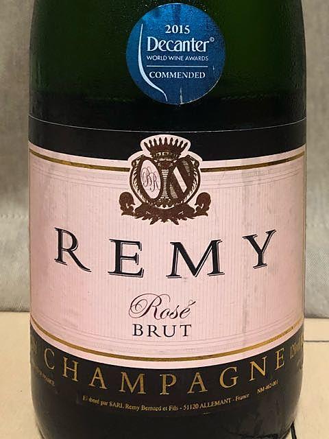 Comte Remy de Vallicourt Rosé Brut