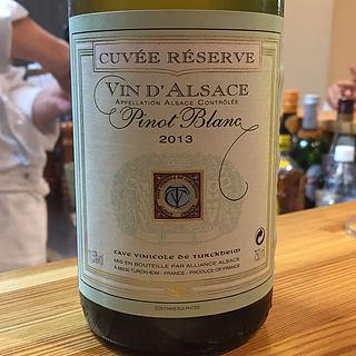 Cave de Turckheim Pinot Blanc Cuvée Réserve